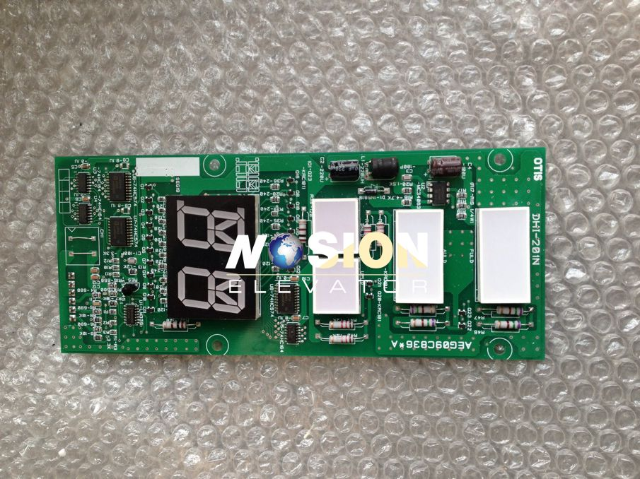 Sigma elevator display board DHI-201N AEG09C836*A