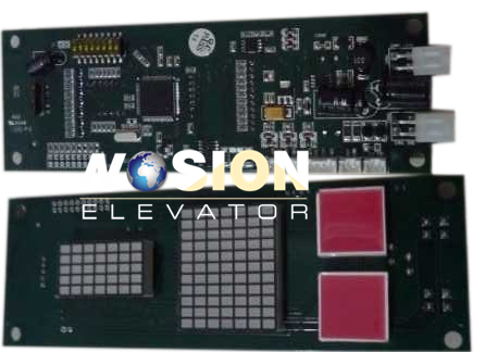 BLT Elevator Display Board GPCS1152-PCB