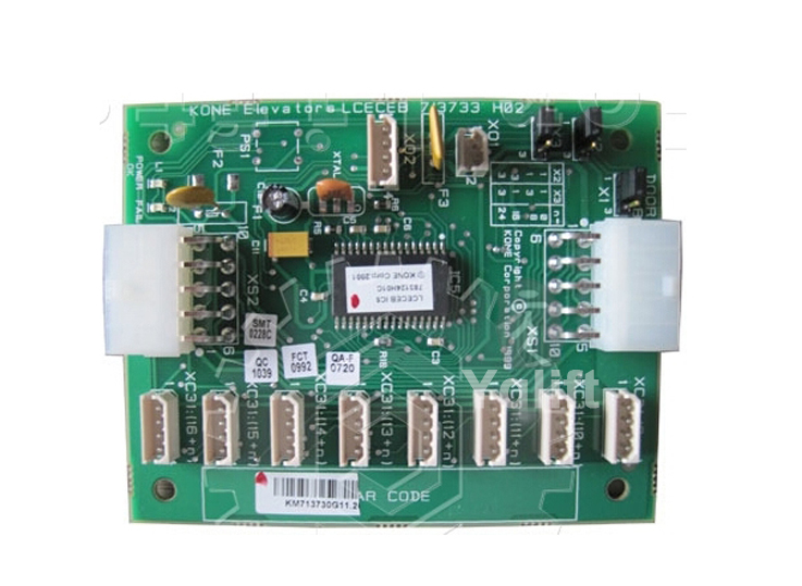 KONE Elevator Communication Board KM713710G11 ,Elevators LCECCB Board