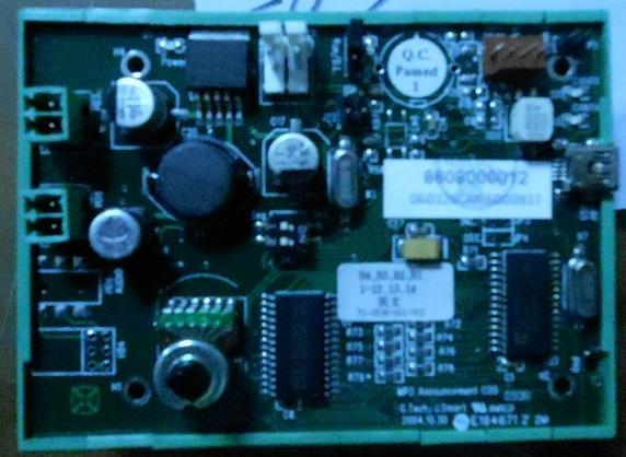 Thyssenkrupp Elevator Display Board G-97E,,Contact: Mrs