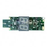 Elevator PCB ID NR-594311 for Schindler Elevator Parts COP Display Board