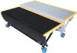 Escalator Aluminum step