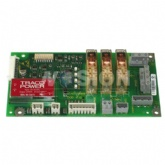 Schindler elevator relay board elevator PCB 591868