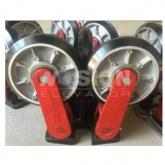 ThyssenKrupp high guide shoe ,roller size 153X32X2-6204