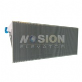 Schindler Stainless Steel Escalator Step SCS468546 Aluminum Escalator Step