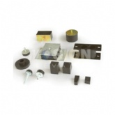 Kone Elevator Isolation Rubber Damper