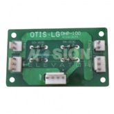 LG elevator electronic board elevator PCB DHP-100