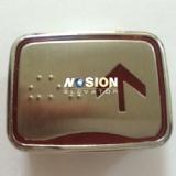 Elevator Braille Button Lift Push Button AK25 Elevator Push Button