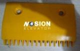 LG Escalator comb plate, Escalator plastic comb plate