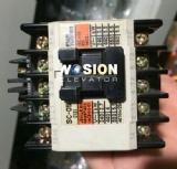 Fuji elevator contactor SC-05,fuji magnetic contactor