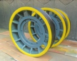 Mitsubishi Elevator Traction Wheel 620*12*6