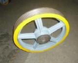 Schindler Elevator Traction Wheel 570*4*13