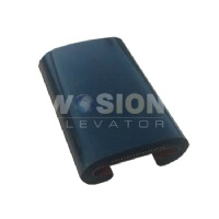 Black Color Rubber Escalator Stair Handrail FT-300 For Thyssen