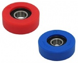 Hyundai Escalator  step roller 76 * 25 * 6204*2rs