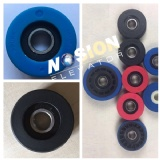 Escalator step roller, escalator chain step roller, escalator parts