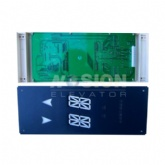 OTIS Elevator Display PCB XAA25140AAB201